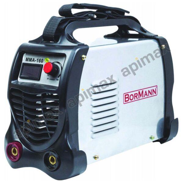Bormann BIW1600 Ηλεκτροκόλληση Inverter 160A (max) Ηλεκτροδίου (MMA)