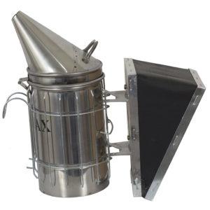 Καπνιστήρι INOX με Πλέγμα Φ10 Apimax