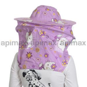 Παιδική Μελισσοκομική Μάσκα-Προσωπίδα με Παιδικά Σχέδια Apimax