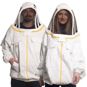 Unisex Μελισσοκομικό Μπουφάν με Μάσκα Αστρονάυτη Apimax