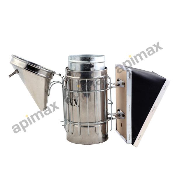 Καπνιστήρι INOX με Πλέγμα Apimax
