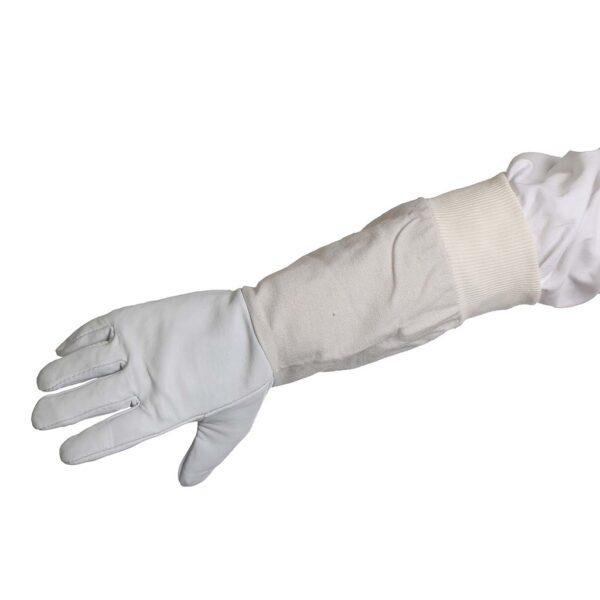 Μελισσοκομικά Γάντια Λευκό Apimax