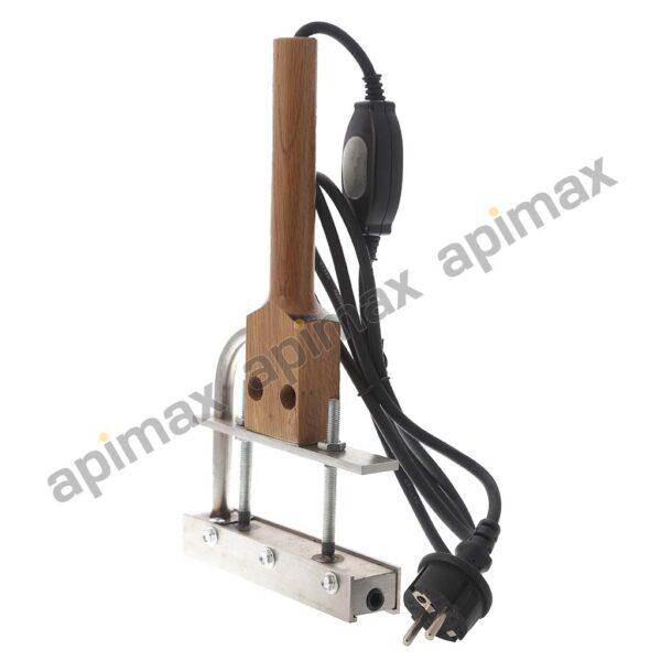 Πυροσφραγίδα Ηλεκτρική Full INOX Apimax