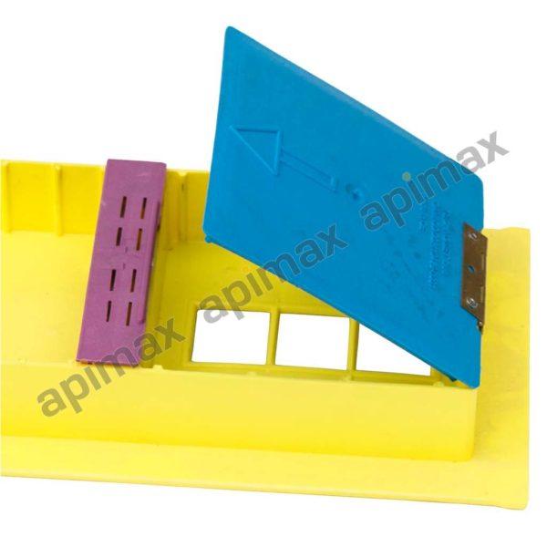 Τροφοδότης Οροφής 5 Πλαισίων 2 Χρήσεων Technoset