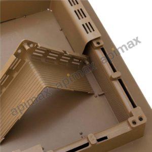 Τροφοδότης Οροφής 10 Πλαισίων 2 Χρήσεων Apimax