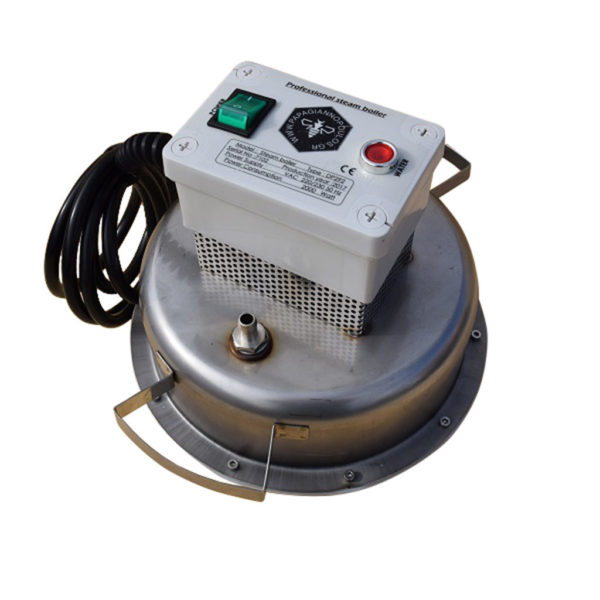 Ηλεκτρικό Boiler Ατμού INOX Παπαγιαννόπουλος