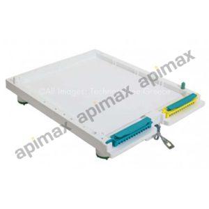 PVC Δίσκος - Καπάκι για Διάτρητη Βάση Κυψέλης Anti-Varroa TECHNOSET