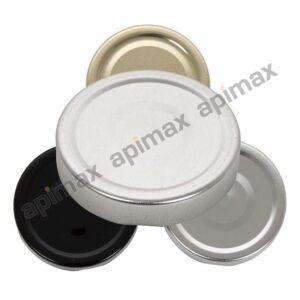 Καπάκι Ασημί DEEP Φ70 Breeze Apimax