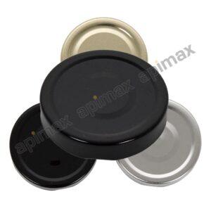 Καπάκι Μαύρο DEEP Φ70 Breeze Apimax
