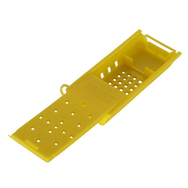 Κλουβί Μεταφοράς Βασίλισσας Κίτρινο Apimax