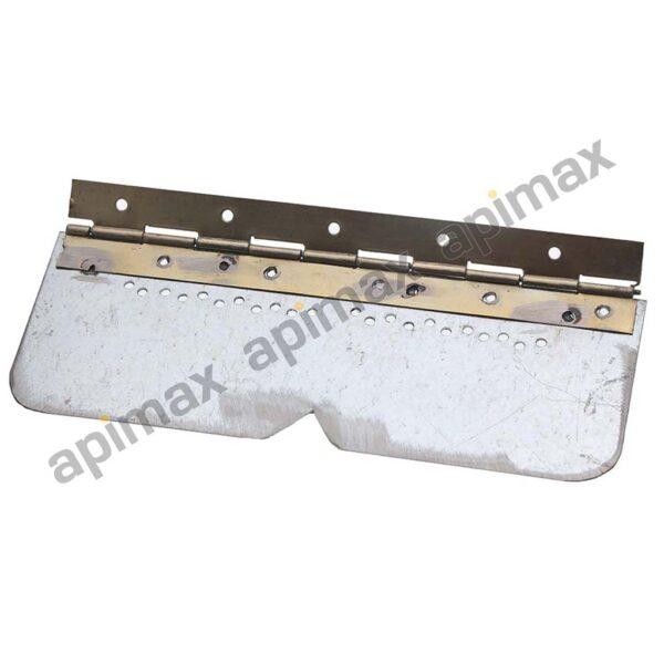 Μεταλλική Πόρτα Κυψέλης 19cm με Άρθρωση Ανοξείδωτη Apimax