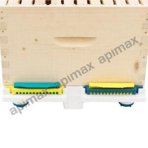 Σετ 2 Πλαστικές Πόρτες Κυψέλης (Ζευγάρι Αρ.-Δεξ.) Technoset