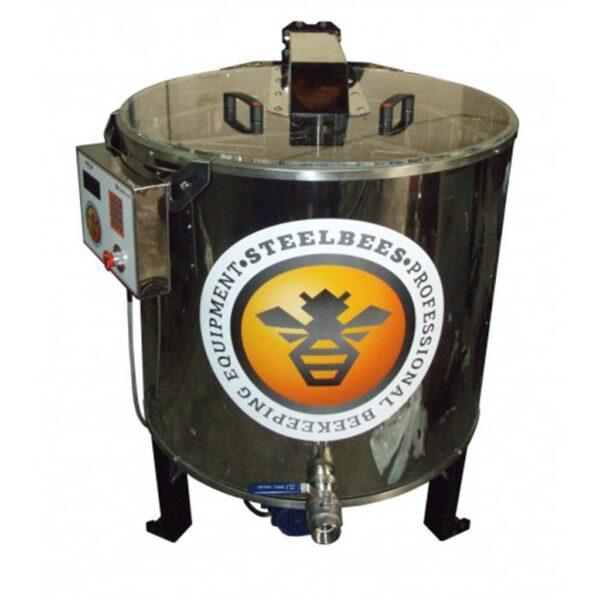 Μελιτοεξαγωγέας 8 Πλαισίων PREMIUM STEEL BEES
