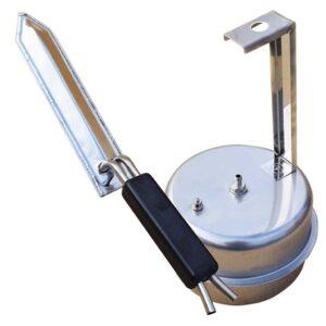 Μαχαίρι Απολεπισμού INOX με Boiler Ατμού APIMAX