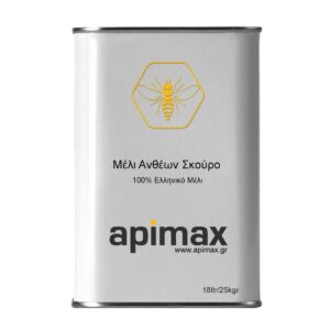 Μέλι Ανθέων Σκουρόχρωμο 18ltr/25kgr APIMAX