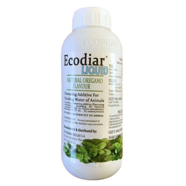 ECODIAR Φυσικό Ριγανέλαιο 5% 1000ml