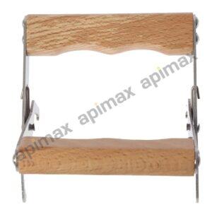 Δαγκάνα Πλαισίων με Ξύλινη Λαβή Apimax