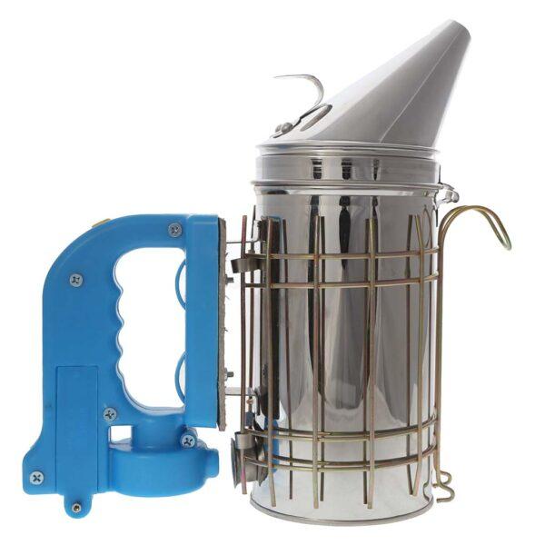 Ηλεκτρικό Καπνιστήρι INOX Φ10 Apimax