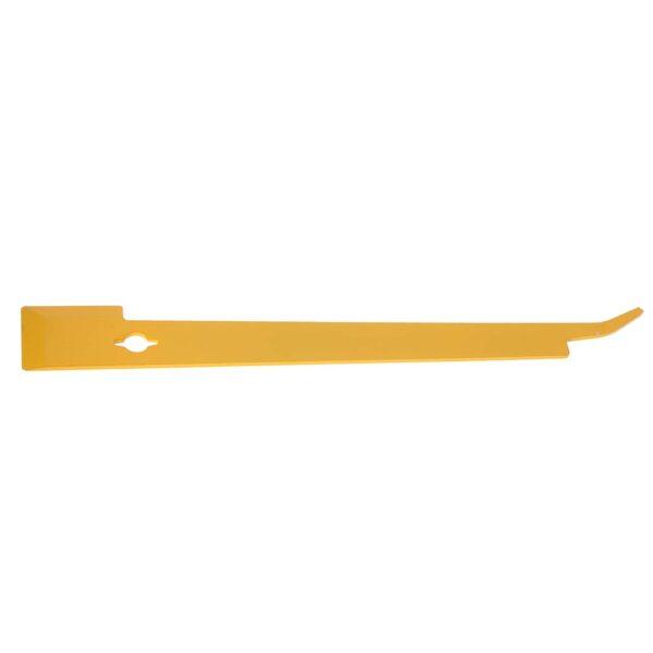 Ατσάλινο Ξέστρο Τύπου Αυστραλίας Apimax Κίτρινο