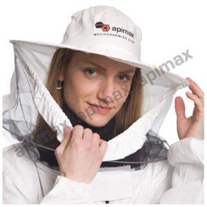 Unisex Μελισσοκομική Ολόσωμη Φόρμα με Μάσκα/Καπέλο Apimax