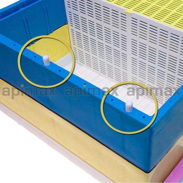 Πείροι Πλαστικής Κυψέλης TECHNOSET Σετ 12 τεμ